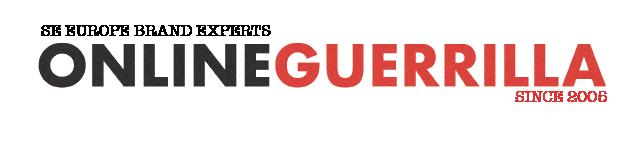 Online Guerrilla - SE Europe online brand expert