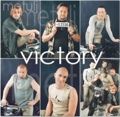 Victory, Metulj - Naslovnica - Hipersound Records