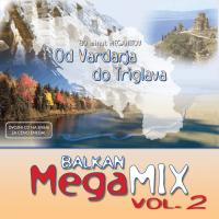 Balkan megamix vol.2 - Hipersound Records