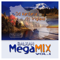 Balkan megamix vol.1 - Hipersound Records