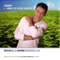 Jimmy - Nova Blue Jeans Generacija - Hipersound records